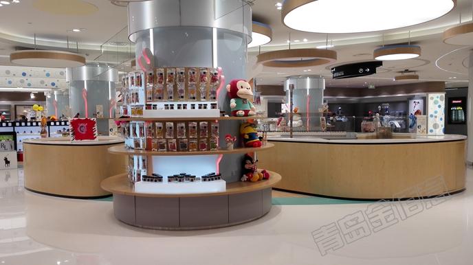 进口食品展示柜