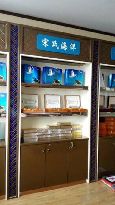 海参展柜 食品展示柜 食品柜台